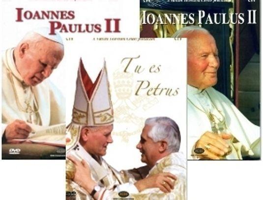 3 Filmy Dvd O Janie Pawle Ii