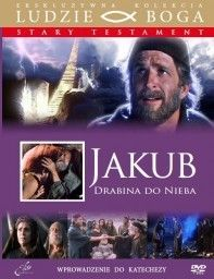 JAKUB. DRABINA DO NIEBA + Film DVD